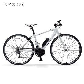 YAMAHA (ヤマハ) YPJ-C サイズXS ピュアホワイト 電動アシスト完成車 【自転車】
