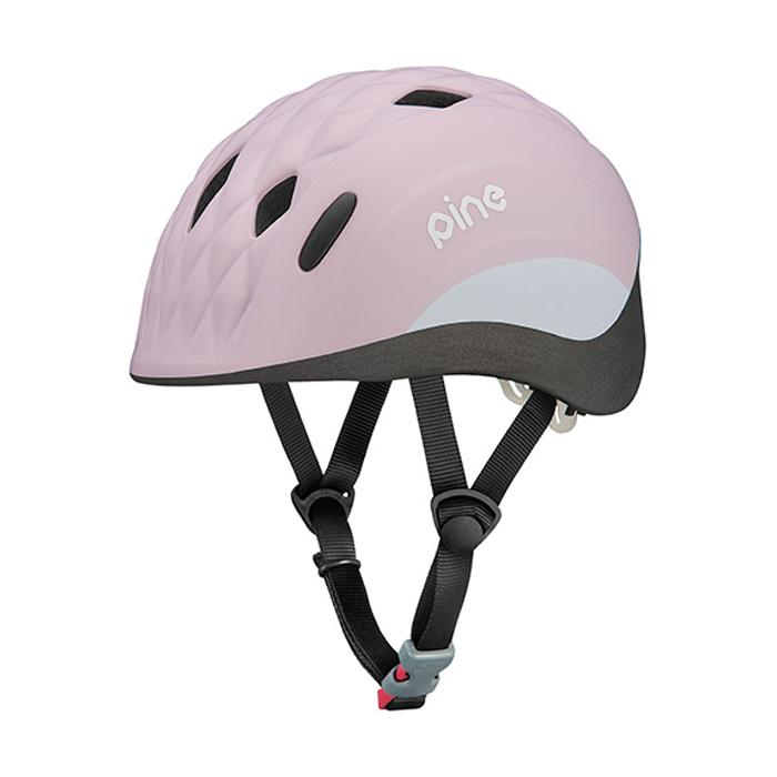 OGK (オージーケー) PINE(パイン) ラビットピンク 47-51cm キッズヘルメット 【自転車】