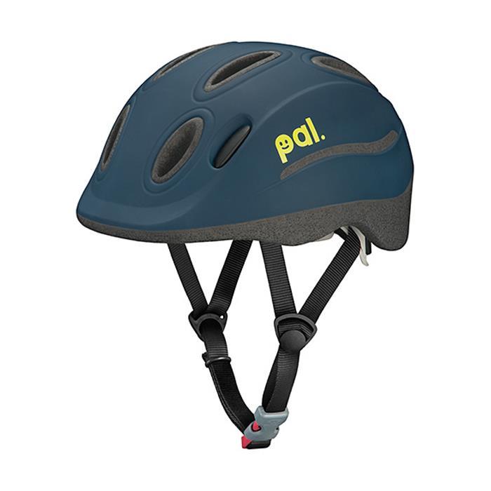 OGK (オージーケー) PAL(パル) ベリーネイビー 49-54cm キッズヘルメット 【自転車】