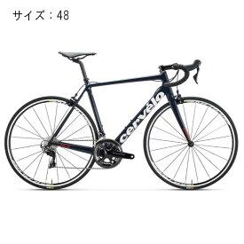 Cervelo(サーべロ) 2018モデル R3 DURA-ACE R9100 ネイビー/レッド サイズ48(166-171cm)ロードバイク