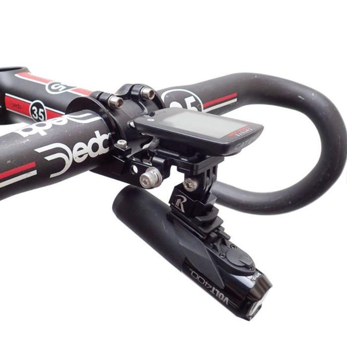 REC-MOUNTS(レックマウント) CATEYE ライトコンボマウント DedaM35用 φ35.0対応 【自転車】