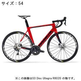 Cervelo (サーベロ)2018 S3 Disc ULTEGRA R8020 11S レッド/ネイビー 54(175-180cm)ロードバイク