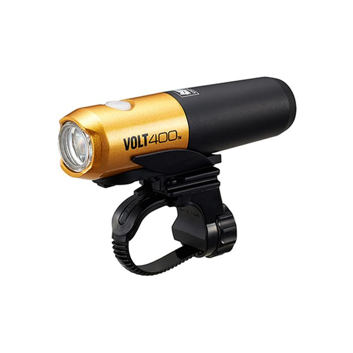 CATEYE (キャットアイ) HL-EL461RC VOLT400 ゴールド フロント用ライト