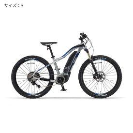 YAMAHA(ヤマハ) 2018 YPJ-XC サイズS(156cm-) マットピュアシルバー 電動アシスト自転車