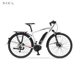 YAMAHA(ヤマハ) 2018 YPJ-TC サイズL(170cm-) ピュアパールホワイト 電動アシスト自転車