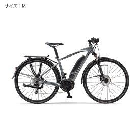 YAMAHA(ヤマハ) 2018 YPJ-TC サイズM(165cm-) サテンシルバー 電動アシスト自転車