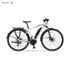 YAMAHA(ヤマハ) 2018 YPJ-TC サイズM(165cm-) ピュアパールホワイト 電動アシスト自転車