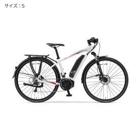YAMAHA(ヤマハ) 2018 YPJ-TC サイズS(154cm-) ピュアパールホワイト 電動アシスト自転車