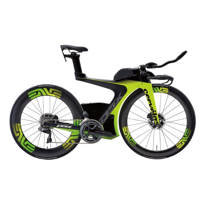 Cervelo (サーベロ)2019モデル P5X DURA-ACE R9180 フルオロサイズS (165-170cm)ロードバイク