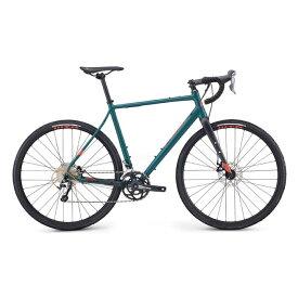 FUJI (フジ) 2019モデル JARI 1.5 マットディープグリーン サイズ56 (177.5-182.5cm) ロードバイク