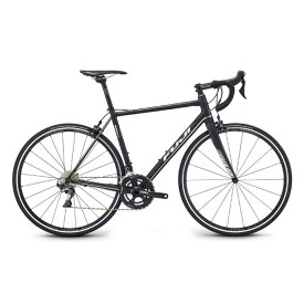 FUJI (フジ) 2019モデル ROUBAIX 1.1 マットブラック/クローム サイズ56 (178-183cm) ロードバイク