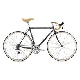 FUJI (フジ) 2019モデル BALLAD R ダークシルバー サイズ58 (180-185cm) ロードバイク