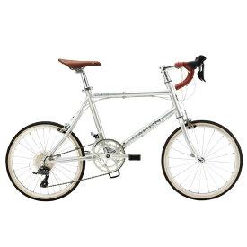 DAHON (ダホン) 2019モデル Dash Altena ブリリアントシルバー サイズM 折りたたみ自転車