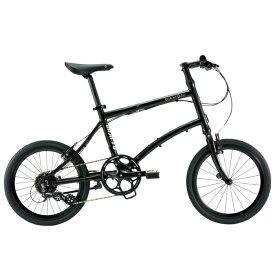 DAHON (ダホン) 2019モデル Dash P8 ナイトブラック 折りたたみ自転車