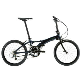 DAHON (ダホン) 2019モデル Visc EVO ミッドナイト 折りたたみ自転車