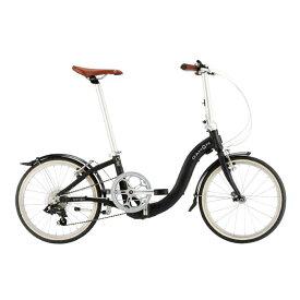 DAHON (ダホン) 2019モデル Ciao マットブラック 折りたたみ自転車