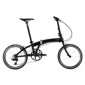 DAHON (ダホン) 2019モデル Mu SLX ドレスブラック 折りたたみ自転車