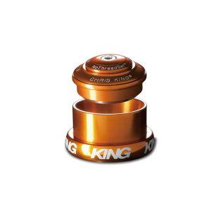 Chris King (クリスキング) INSET3 1-1/8 1.5 EXT Grip Lock グリップロック BLACK ヘッドパーツ