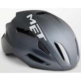 MET(メット) MANTA HES マンタ ブラック/ホワイト サイズM(54/58cm) ヘルメット