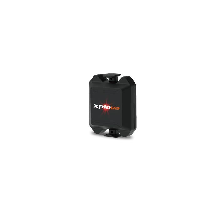 XPLOVA (エクスプローバ) TS5 スピード/ケイデンス デュアルセンサー