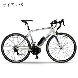 YAMAHA(ヤマハ) 2019 YPJ-R サイズXS ピュアパールホワイト 電動アシスト ロードバイク