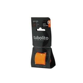 TUBOLITO(チューボリート) TUBO チューボ シクロクロス/グラベル 700C 仏式60mm チューブ