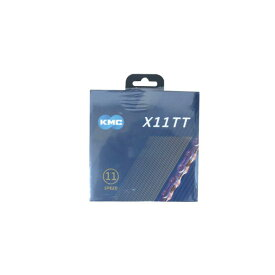 KMC (ケーエムシー) X11 TT NEO CHROME 118L チェーン