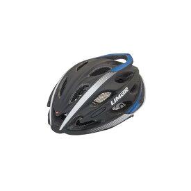 Limar (リマール) ウルトラライト+ マットブラック/ブルー サイズL(57-61cm) ヘルメット