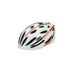 Limar (リマール) 778 SUPERLIGHT ホワイト/ブラック/レッド サイズM(52-57cm) ヘルメット