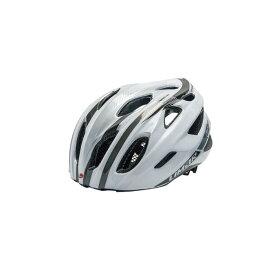 Limar (リマール) 555 ホワイト/シルバー/チタン サイズL(57-62cm) ヘルメット