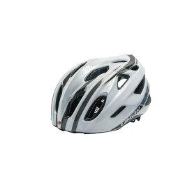 Limar (リマール) 555 ホワイト/シルバー/チタン サイズM(52-57cm) ヘルメット