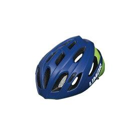 Limar (リマール) 797 マットブルー/グリーン サイズM(52-57cm) ヘルメット