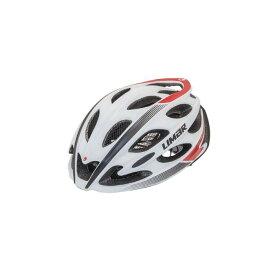 Limar (リマール) ウルトラライト+ ホワイト/ブラック/レッド サイズL(57-61cm) ヘルメット