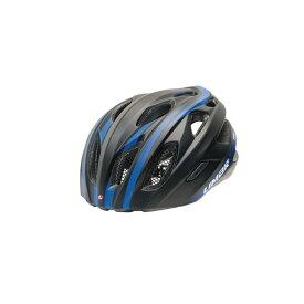 Limar (リマール) 555 マットブラック/ブルー サイズM(52-57cm) ヘルメット