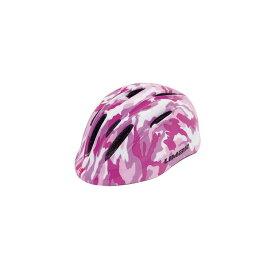 Limar (リマール) 149 SUPERLIGHT ピンク カモフラージュ KIDS ヘルメット