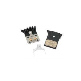 SHIMANO (シマノ) BR-RS505/BR-RS805 メタルパッド L04C フィン付 ディスクブレーキパッド【入荷未定】