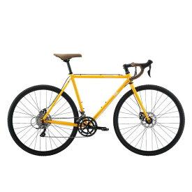 FUJI (フジ) 2020モデル FEATHER CX+ マスタード サイズ52(168-173cm) ロードバイク