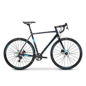 FUJI (フジ) 2020モデル CROSS 1.3 コズミックブラック サイズ46(163-168cm) シクロクロスバイク