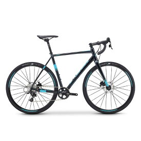 FUJI (フジ) 2020モデル CROSS 1.3 コズミックブラック サイズ49(167.5-172.5cm) シクロクロスバイク