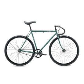 FUJI (フジ) 2020モデル FEATHER マットグリーン サイズ49(163-168cm) シングルスピード
