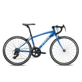 FUJI (フジ) 2020モデル ACE 24 ファインブルー キッズ(135-150cm) ロードバイク