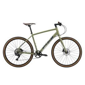 FUJI (フジ) 2020モデル RAFFISTA オリーブ サイズ17(164-174cm) クロスバイク