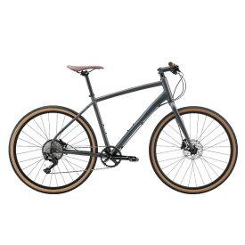 FUJI (フジ) 2020モデル RAFFISTA マットブラック サイズ17(164-174cm) クロスバイク