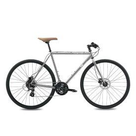 FUJI (フジ) 2020モデル FEATHER CX FLAT ブライトシルバー サイズ43(158-163cm) クロスバイク