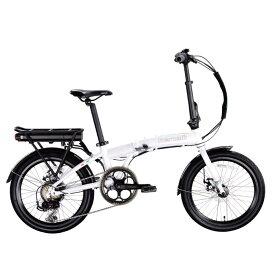 benelli(ベネリ) ZERO N2.0 ホワイト 折りたたみ 電動アシスト自転車【次回10月代理店入荷予定】