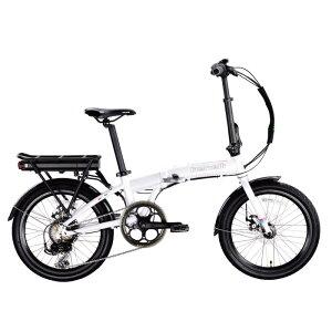 benelli(ベネリ) ZERO N2.0 ホワイト 折りたたみ 電動アシスト自転車