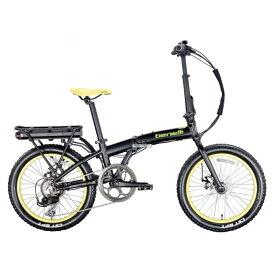 benelli(ベネリ) ZERO N2.0 FAT マットブラック 折りたたみ 電動アシスト自転車【次回入荷未定】