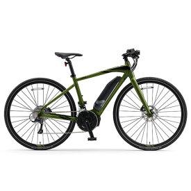 YAMAHA(ヤマハ) 2020 YPJ-EC デイープフォレスト サイズL(170cm-) 電動アシスト自転車