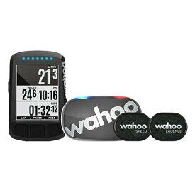 Wahoo (ワフー) ELEMNT BOLT Bundle エレメントボルトバンドル ステルスブラック GPSサイクルコンピューター