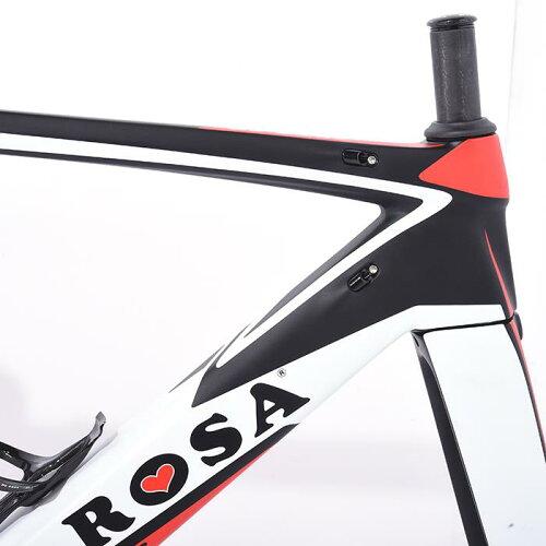 【中古】DEROSA(デローザ)2016モデルPROTOSプロトスサイズ47.5(168-173cm)フレームセット【自転車】